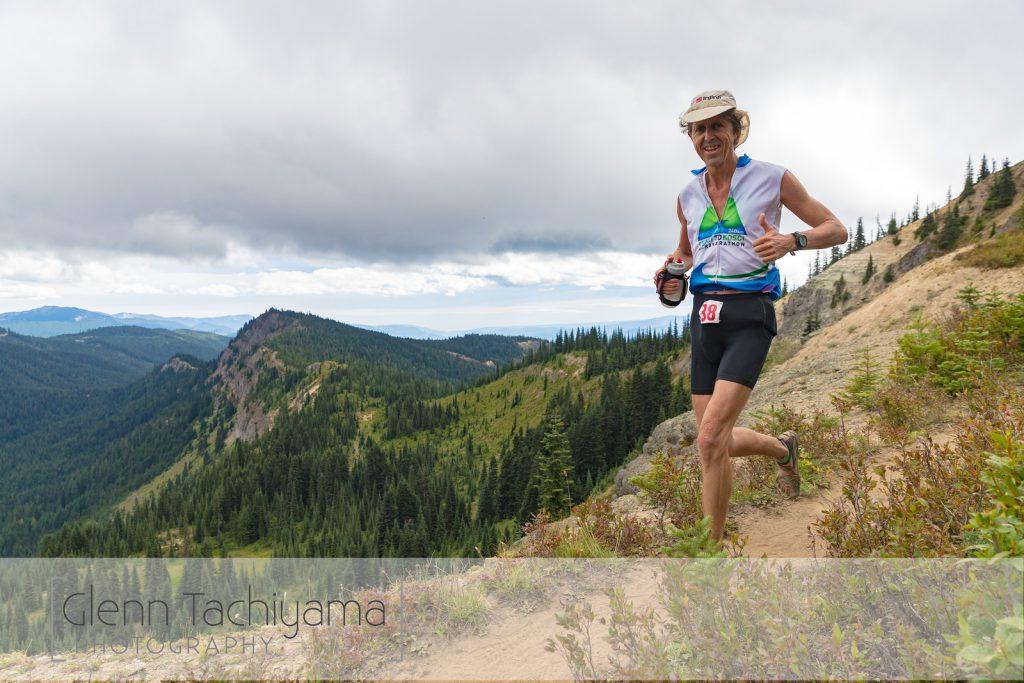 CC100 Ultra Marathon (Cascade Crest 100 miler) - Running the Ridge Line [Grant Campbell - Raw Aussie Athlete]