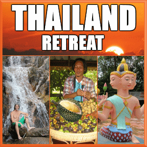 Fruitarian Adventure Retreat, Thailand